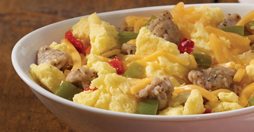 Breakfast Frozen Food Entrees