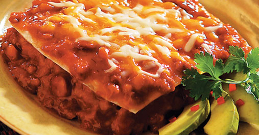 Mexican Frozen Food Entrees